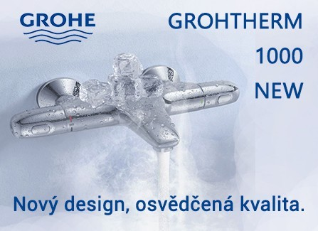 Grohe Grohtherm 1000 new